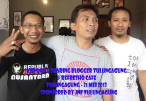 Blogger Tulungagung Gathering And Share 2013